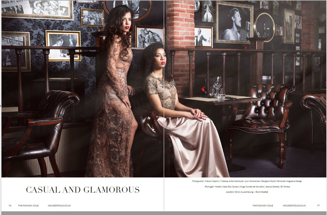 photographie de mode editorial magazine Luxembourg Marco Mazzini